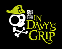 In Davy's Grip logo