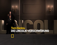 National Geographic Channel I Killing Lincoln