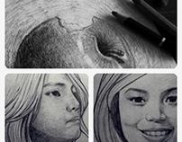 Guhit-Kamay (Hand-drawn)