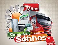 CAMPANHA DIA DAS MÃES ACISNL - 2013