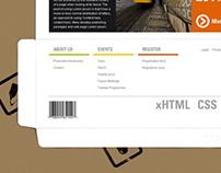 Diseño web Pharmeet