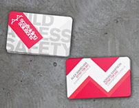 AA Scaffolding Solutions brand identity
