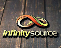 Infinity Source | Template logo $29