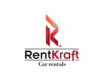 Rentkraft - Car rentals Branding