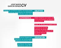 Currículum Vitae I