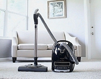 The Miele Canister Vacuum Cleaners