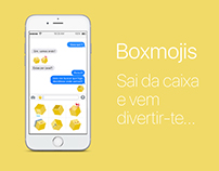 Boxmoji // User Interface
