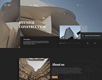 HYUNDAI UX Web Redesign