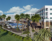 Alexander The Great Beach Hotel Renovations 2012-2013