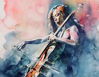 Her Cello