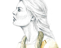 A3 Fashion illustration