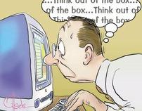 Managing to Laugh Cartoons