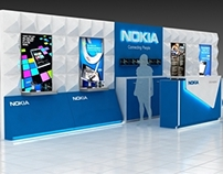 Nokia Product experience wall