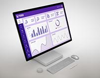 Web Based Billing Application UI/UX Design