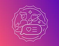 Activity icons