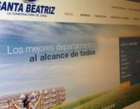 Santa Beatriz - Homepage
