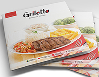 Griletto - Folder Franquia 2015