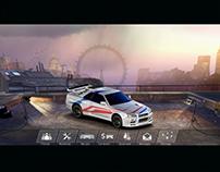 Drag Racing game