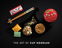 The Art of Cup Noodles