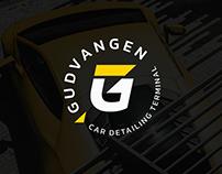 Логотип для услуг детейлинга Gudvangen