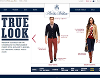 Brooks Brothers: True Prep