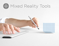 Mixed Reality Tools by SLIMDESIGN