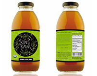 King Kava Package Design
