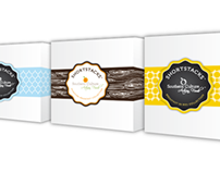 Southern Culture Artisan Foods Package Design