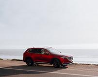 Mazda CX-9 / Cali Roadtrip Pt 1