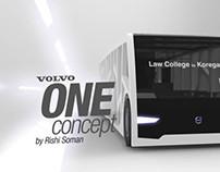 Volvo One Concept