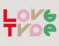 // LOVE TYPE