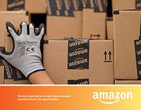 The Future of Amazon: Scenario Planning
