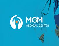MGM Medical Center - Branding