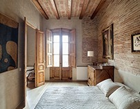 Writer's Apartment by Sergi Pons Architects