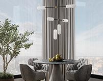Дизайн интерьера квартиры в ЖК Prime Park г. Москва