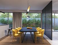 Modern Villa / Interior