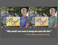 Color Editing for Web Page Design