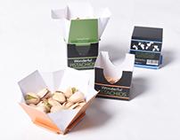 Wonderful Pistachios Packaging