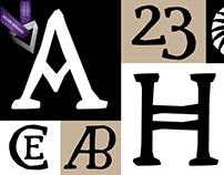 Mater typeface