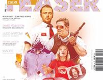 Cinema Teaser - Cover illustrations