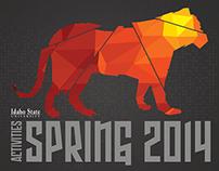 Spring 2014 Calendar