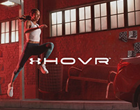 Under Armour - HOVR