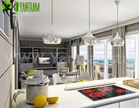 Living Room design ideas, interiors & pictures -Yantram