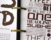 Typography Bible