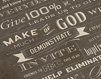 Typography NMC