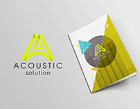 WebDesign, Logo and bochour design concept