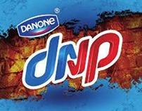 Advertising Campaign Danup - Danone