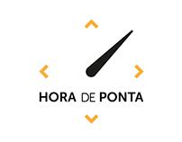 Hora de Ponta - UI/UX Design
