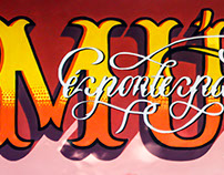 Mural Tipografeed | Música