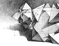 Platonic Solids - geometry modyfications
